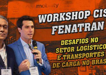 [VÍDEO] Workshop CIST Fenatran – Entrevista Salvatore Lombardi e Tayguara Helou