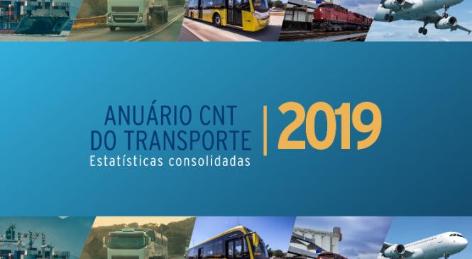 CNT lança 4ª edição do Anuário do Transporte