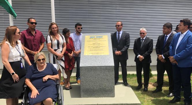 Capital nacional do caminhão ganha nova unidade do SEST SENAT