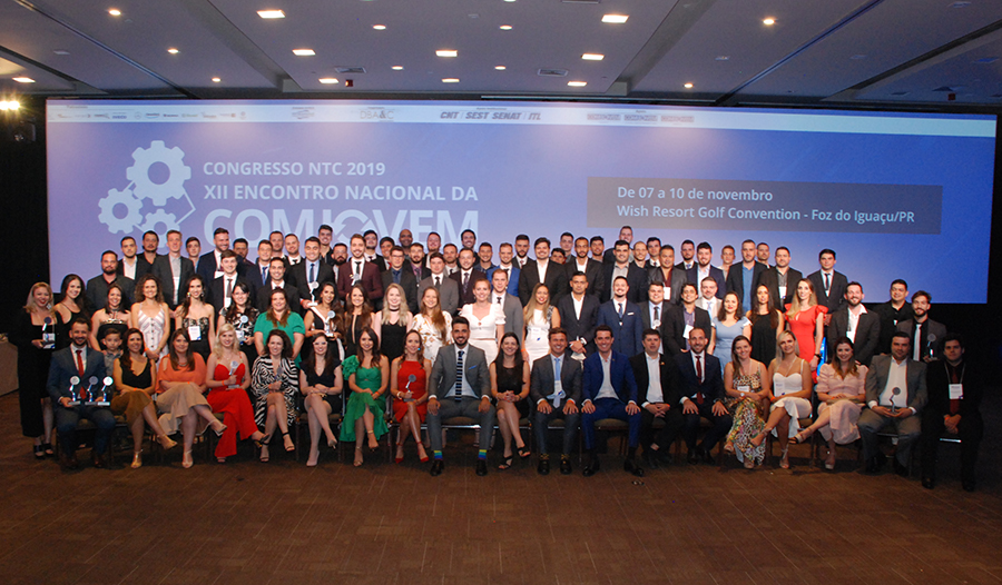 COMJOVEM 2019 tem recorde de participantes, troca de comando e muitos planos para 2020