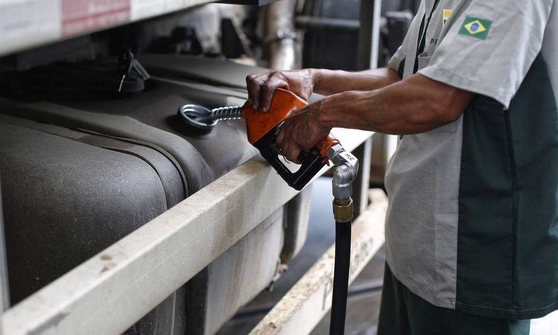 Preço do diesel registrou variação de 49% em 2019, revela Ticket Log