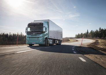 A Volvo Caminhões apresenta caminhões-conceito elétricos de carga pesada para operações de construção e transporte regional