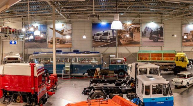 Museu da DAF é reaberto na Holanda