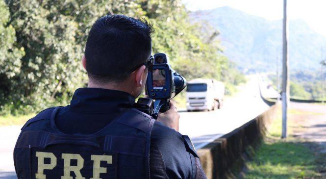 PRF ganha prazo da Justiça Federal para voltar a operar os radares