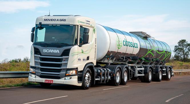 Scania Latin America participa do VIII Seminário Internacional Frotas & Fretes Verdes