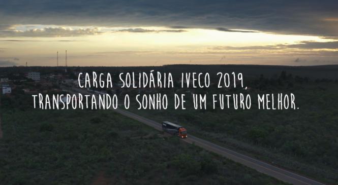 IVECO leva esperança para a cidade de Fruta de Leite (MG)