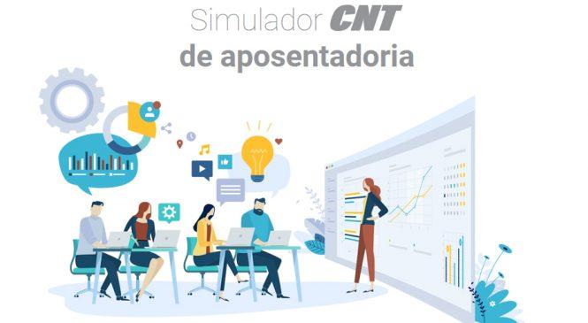CNT lança simulador previdenciário para trabalhadores