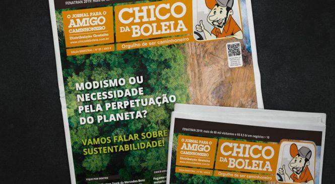 89ª Edição Nacional – Jornal Chico da Boleia