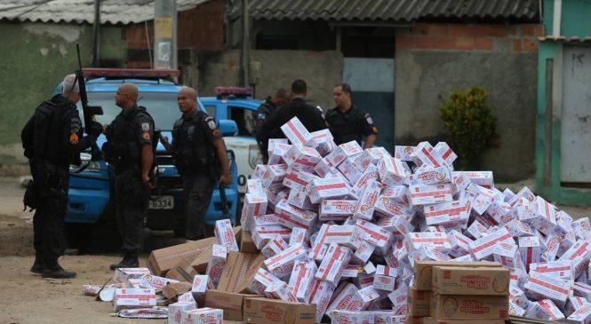 Dossiê Roubo de Cargas: confira principais bairros, horários e como agem os criminosos, segundo ISP