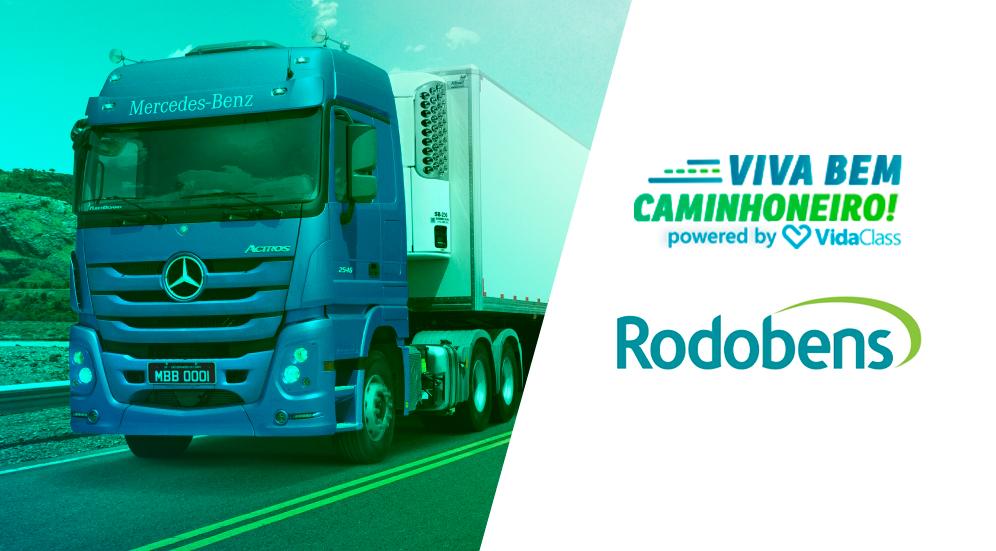 Rodobens lança pacote inédito com Serviços de Saúde e Assistência exclusivo aos caminhoneiros