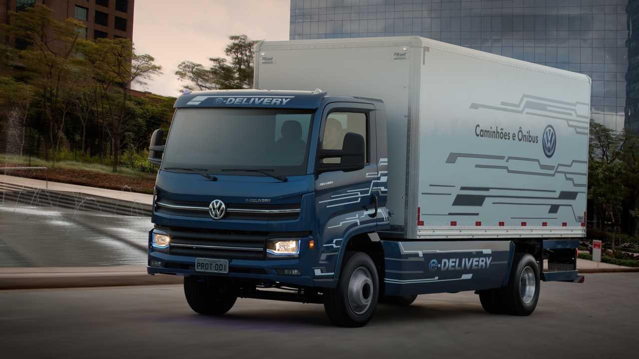 VW Caminhões e Ônibus anuncia investimento em mobilidade elétrica e realiza o maior teste de protótipos zero emissão do Brasil