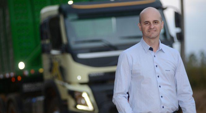 Jeseniel Valério é o novo gerente de Engenharia de Vendas da Volvo no Brasil