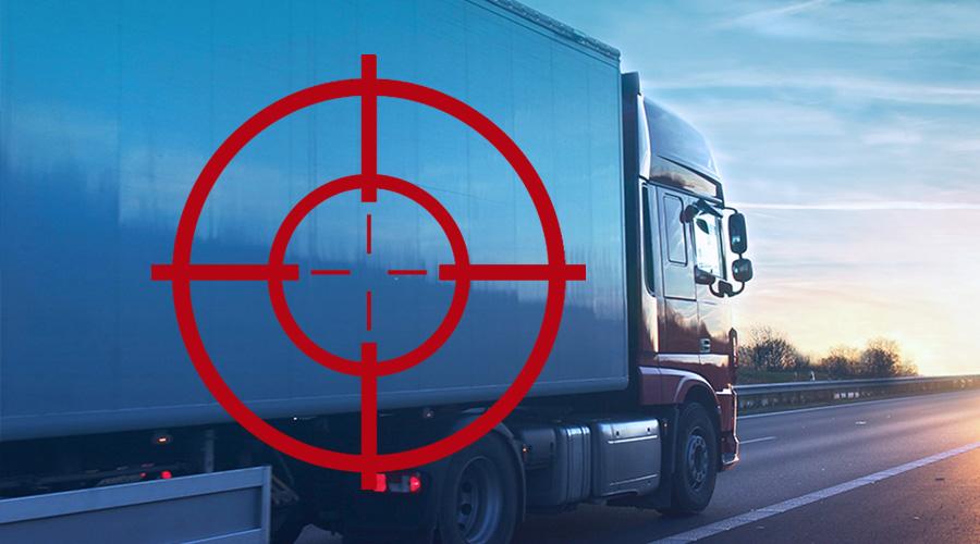 Roubo de cargas recuou 35% em 2019 nas estradas federais, aponta PRF