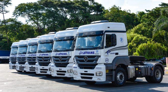 Caminhões e ônibus Mercedes-Benz rodam mais de 1 milhão de km e comprovam robustez