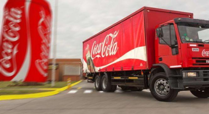 Coca-Cola quer motorista manobrista em seu quadro de funcionários