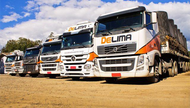De Lima Soluções em Transporte tem vagas para Motoristas de Caminhão Semi-reboque