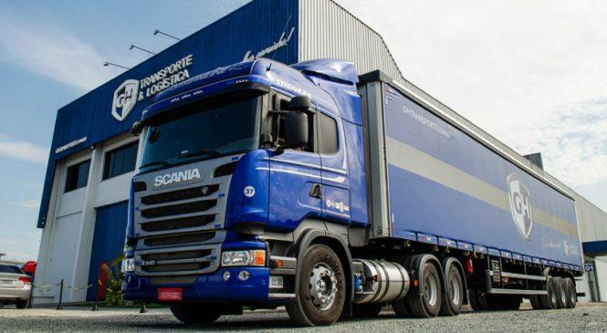 GH Transporte e Logística tem vagas para motoristas carreteiros