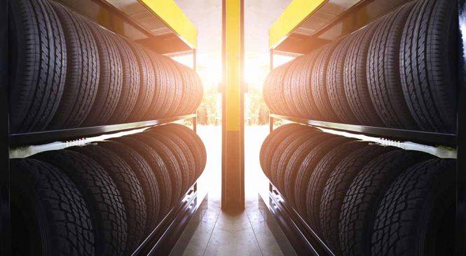 Vendas de pneus fecham 2019 com queda de 0,1%