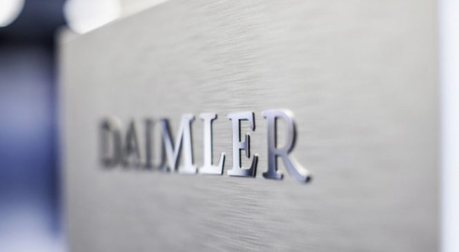 Grupo Daimler tem nova estrutura corporativa no Brasil