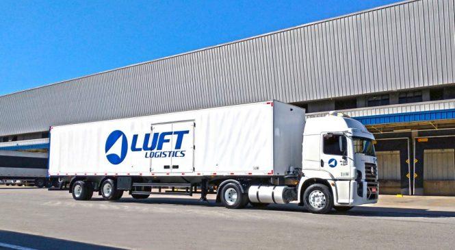 Luft Healthcare utiliza sistemas ultramodernos de transporte de cargas