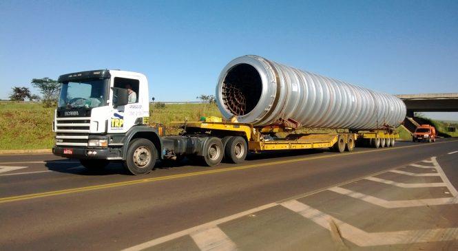 Trânsito de veículos especiais de carga nas rodovias federais é regulamentado
