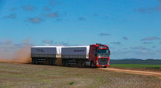 Grupo Volvo mostra sua oferta de soluções para o agronegócio no Show Rural Coopavel