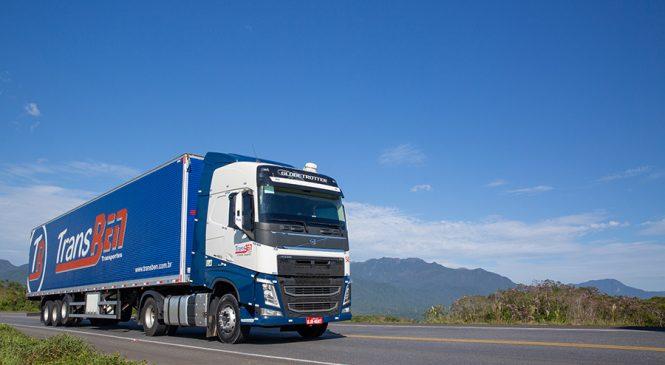 Transben Transportes projeta crescimento e investe em 320 novos caminhões Volvo