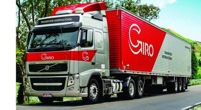 Giro Transportes amplia frota e destaca diferencial da segurança