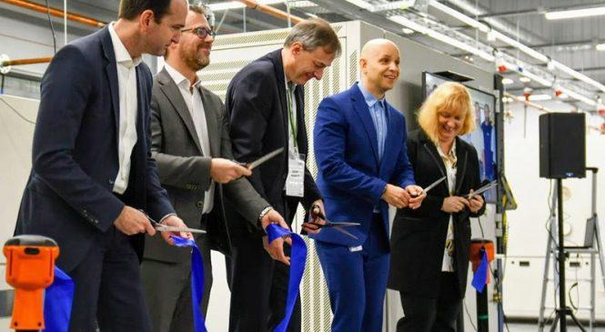 WABCO inaugura centro global de testes na Polônia
