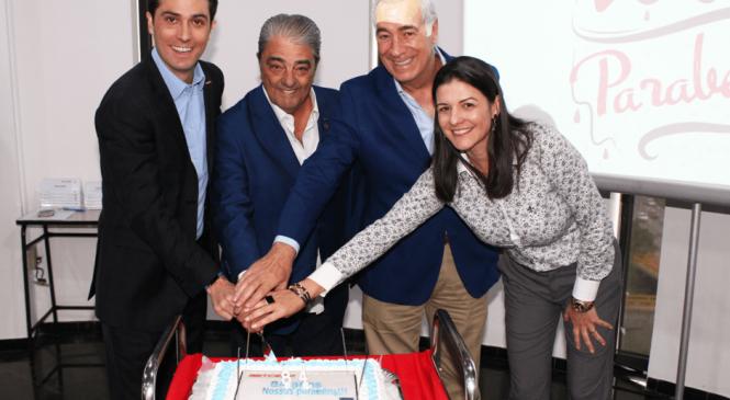 SETCESP celebra aniversário de 84 anos