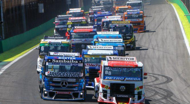 Copa Truck anuncia calendário da Temporada 2020 com dois super eventos