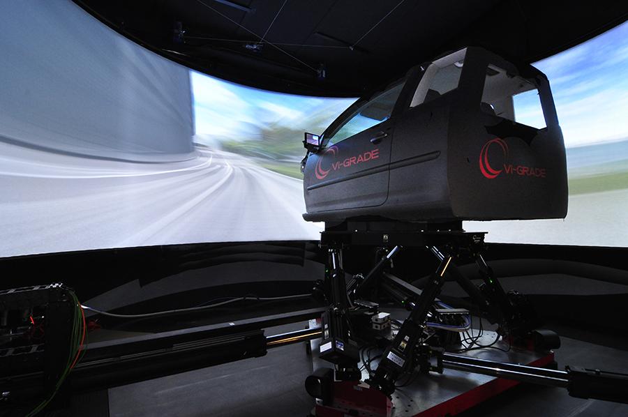 Goodyear é a primeira marca de pneus a utilizar simuladores de direção no desenvolvimento de produtos