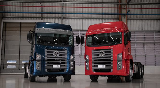 Linha 2020 da VW Caminhões já está nas concessionárias de todo o país