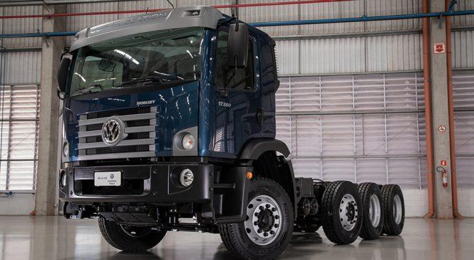 Alta de 40%: Volkswagen Caminhões e Ônibus avança em veículos sob medida