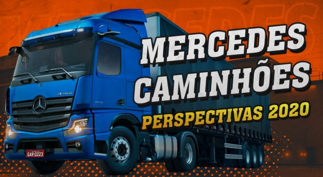 [VÍDEO] Mercedes-Benz Caminhões | Perspectivas 2020