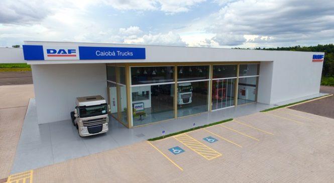 DAF emplaca caminhão 8.000 no Brasil
