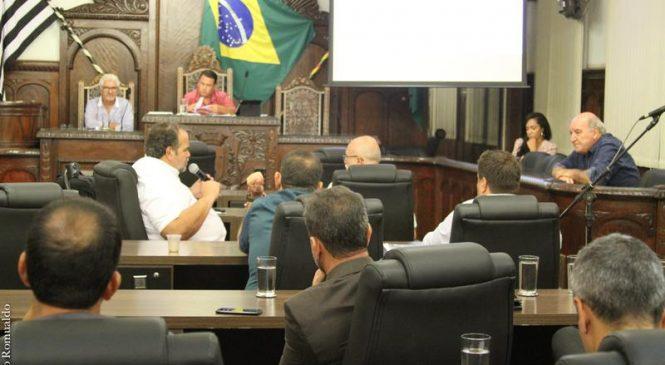 Audiência Pública: proposta prevê cassação de alvará de estabelecimentos que comercializarem cargas roubadas ou furtadas