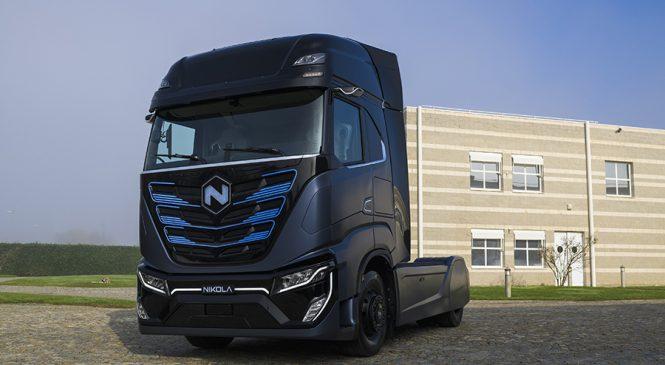 IVECO anuncia a produção do Nikola Tre em Ulm, na Alemanha