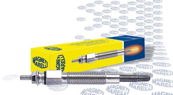 Linha de velas aquecedoras MAGNETI MARELLI para motores diesel é lançada com mais de  50 códigos