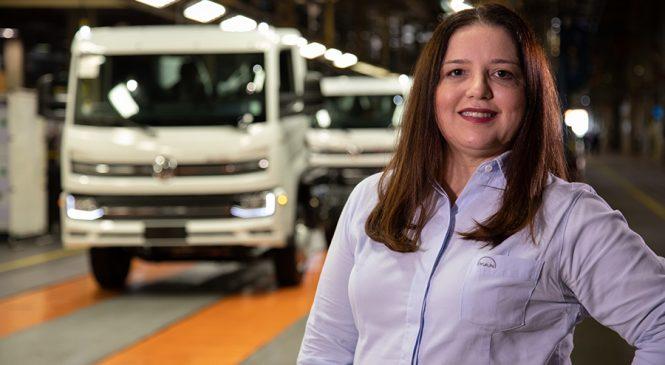 Volkswagen Caminhões e Ônibus celebra Dia da Mulher com histórias inspiradoras