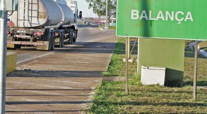 Governo e ANTT suspendem pontos de pesagem em rodovias federais