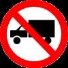 Com pandemia, DER libera circulação de veículos de carga aos domingos nas rodovias de acesso à capital