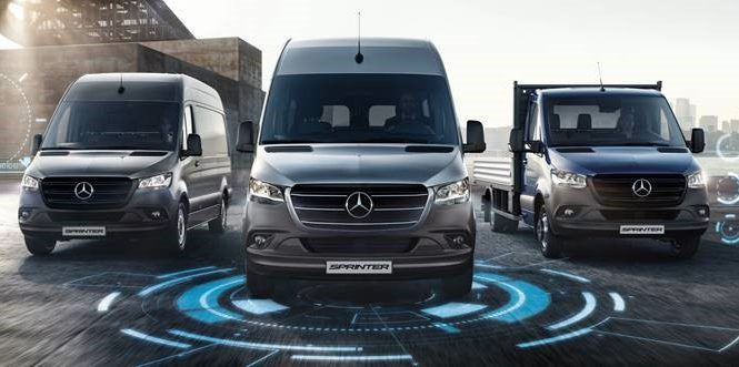 Mercedes-Benz apresenta plataforma de conectividade para Linha Sprinter no Brasil