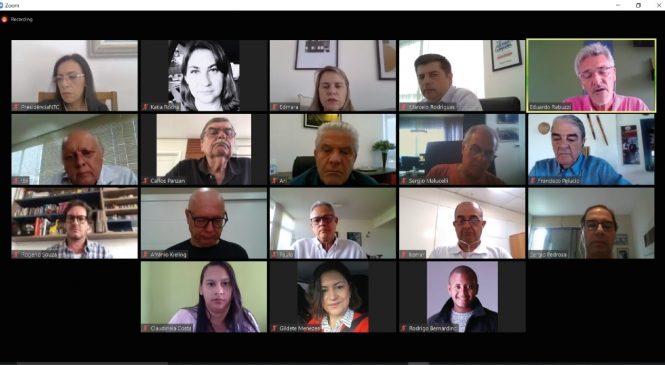 NTC&Logística realiza reunião com presidentes de federações