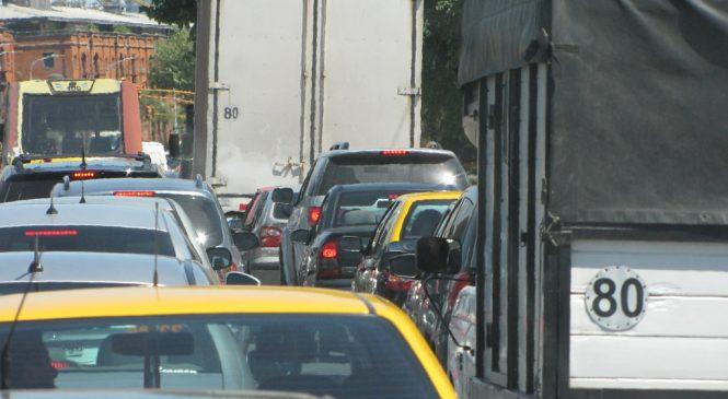 Tem início o bloqueio de vias de São Paulo. Restrição pode ser aplicada diariamente.