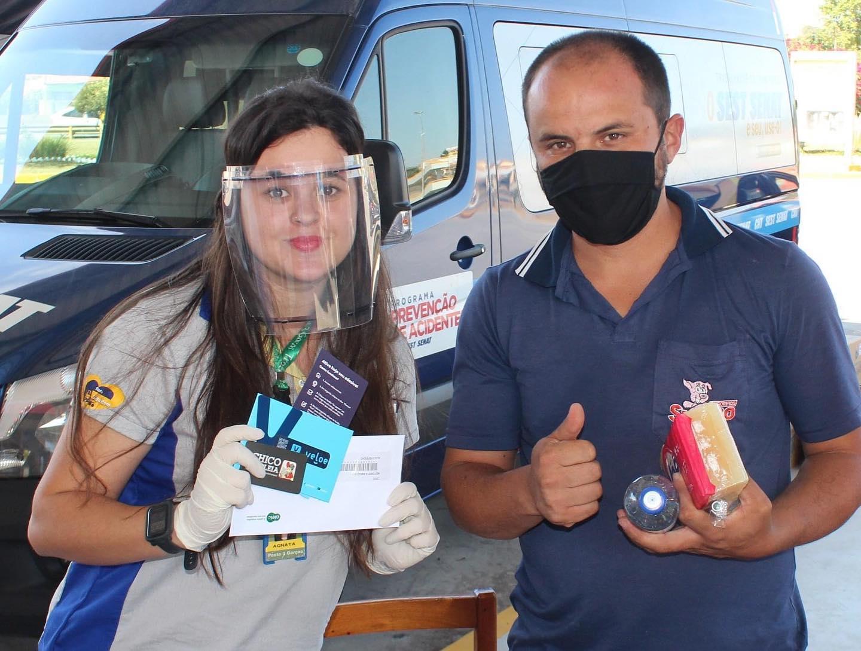 Rede Solidária Chico da Boleia realiza mais uma ação nesta sexta-feira