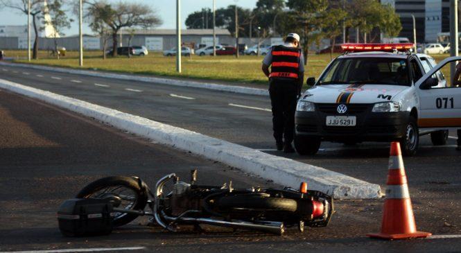 Acidentes de trânsito em SP caem 40% na quarentena, mas mortes de ciclistas e motoqueiros crescem