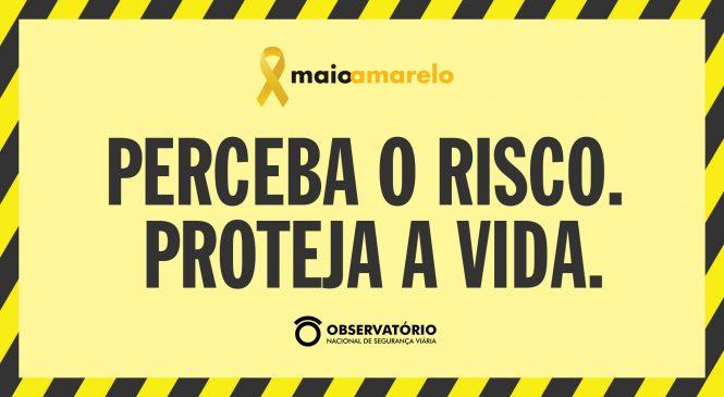 Abrapsit promove Maio Amarelo junto aos caminhoneiros