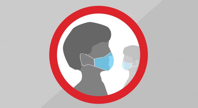 Câmara pode votar hoje projeto que obriga uso de máscara durante pandemia