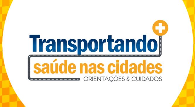 """""""Transportando Saúde nas Cidades"""" realiza ação de combate à Covid-19 entre taxistas"""